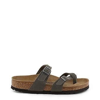Birkenstock - mayari_oiled women's flip flop, brown