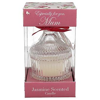 Mindre & Pavey Jasmine duftende jar Candle LP25455
