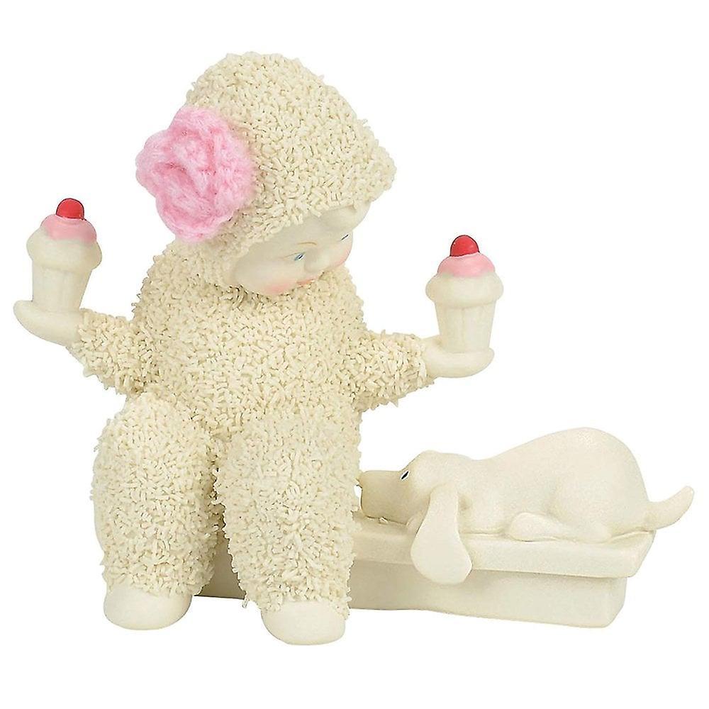 Snowbabies Balanced Diet Figurine
