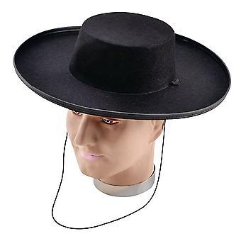 Bristol Novelty Bandit Felt Hat