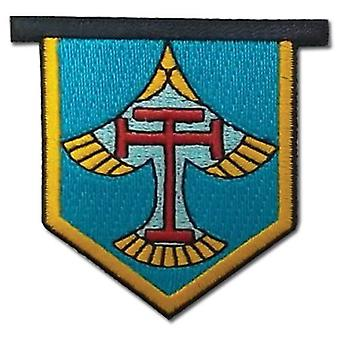 Patch - Free! - New Iwatobi School Emblem Iron-On Gifts Anime Licensed ge44941