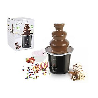 Fonte de chocolate kiwi KG-5806 200 g 90W Black