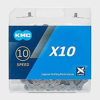 New KMC X10 MTB Chain Grey
