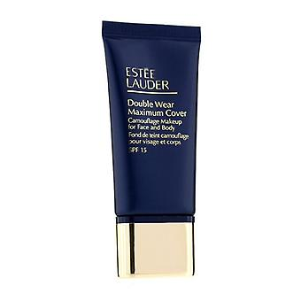 Estee Lauder Double Wear Maximum Cover Camouflage Make Up (Face & Body) SPF15 - #14 Spiced Sand (4N2) 30ml/1oz