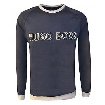 Hugo Boss Leisure Wear Hugo Boss Casual Mens Navy Tracksuit