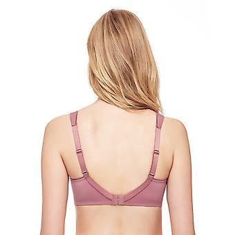 Susa 8014-368 naiset ' s London Smoky Rose vaaleanpunainen ei-Langallinen minimizer Bra