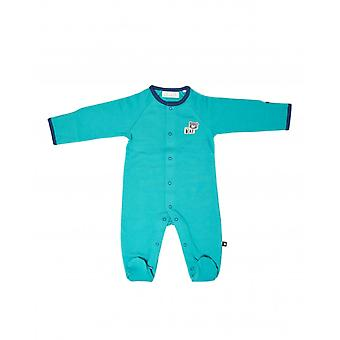 Essential One Unisex Bebek Sleepsuit Turkuaz