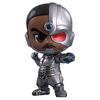 Justice League Movie Cyborg Cosbaby