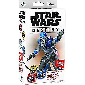 Star Wars Destiny allierede af nødvendighed udkast sæt