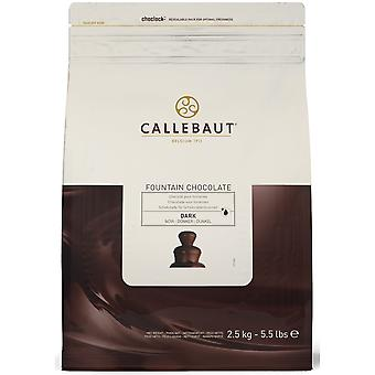 Callebaut Dark Chocolate Callets for Fountains