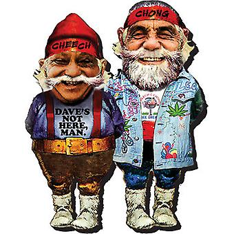 Magnet - Cheech and Chong - Gnomes New Gifts Toys Licensed 95210