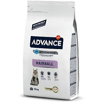 Advance Hairball Turkey & Rice (Cats , Cat Food , Dry Food)