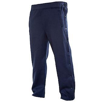 Funny Guy Mugs Retro Tearaway Sweatpants - Premium, Navy Blue, Size X-Large