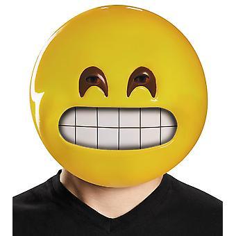 Emoji vigyor maszk