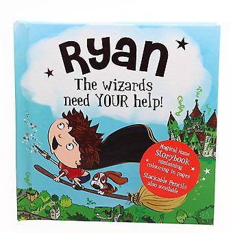 History & Heraldry Magical Name Storybook - Ryan