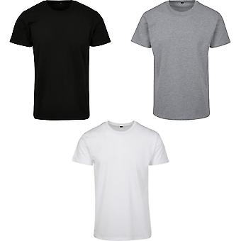 Build Your Brand Mens Basic T-Shirt