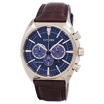 Citizen Eco-drive Chronograph Ca4283-04l Men's Reloj