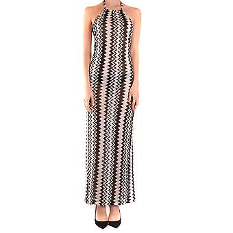 Mc2 Saint Barth Ezbc434005 Women's Multicolor Polyester Dress