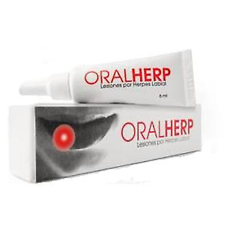 Oralherp Cream for Herpes 6 ml