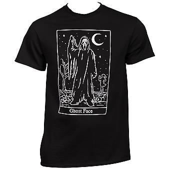 Scream Ghost Face Glow in the Dark T-Shirt