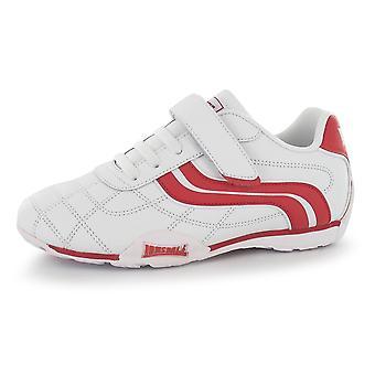 Lonsdale Kids Camden kind jongens Trainers Lace Up Casual schoenen sportschoeisel