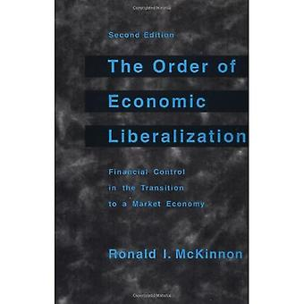 The Order of Economic Liberalization: Financial Control in the Transition to a Market Economy (The Johns Hopkins Studies in Development)