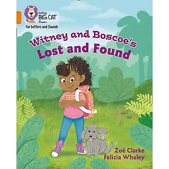 Witney and Boscoes Lost and Found