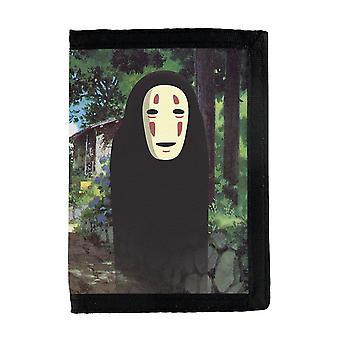 Anime Spirited Bort Kaonashi Lommebok