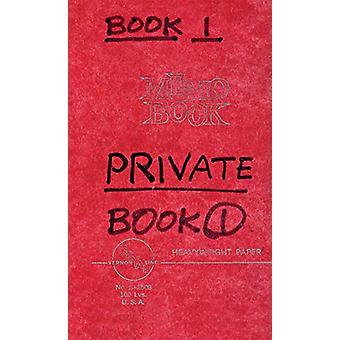 Lee Lozano - Private Book 1 by Lee Lozano - 9781949172072 Book