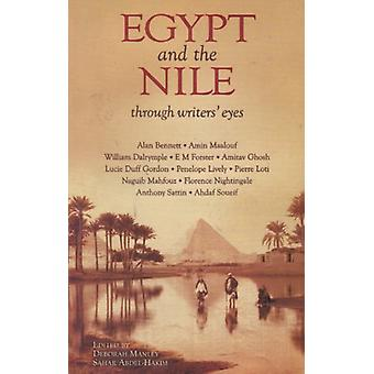 Egypt and the Nile - Through Writers' Eyes - 9789774161742 Book