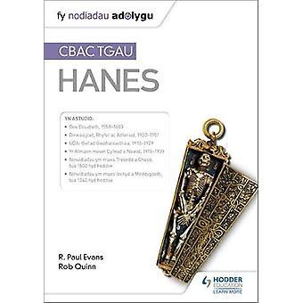 Fy Nodiadau Adolygu - CBAC TGAU Hanes (Min Revisjon Merknader - WJEC GCSE Hei