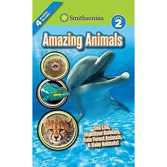 Smithsonian Readers - Amazing Animals Level 2 by Brenda Scott Royce -