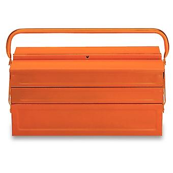 Beta 021200002 C20L Five-Section Cantilever Tool Box