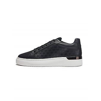 Mallet GRFTR Black Mono Sneaker
