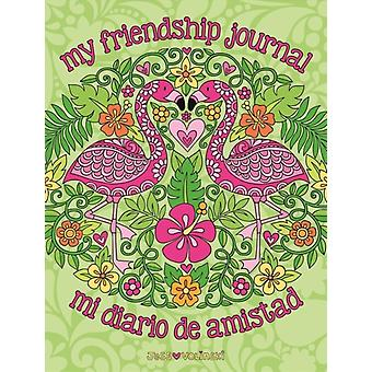 Notebook Doodles My Friendship JournalMi Diario de Amistad door Jess Volinkski