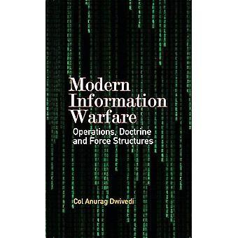 Modern Information Warfare by Anurag Dwivedi - 9789386618702 Book