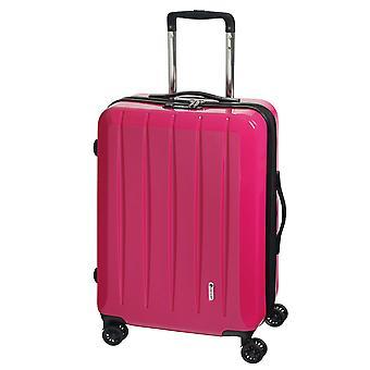 Controleren. IN Londen 2.0 Dames Trolley L, 4 Wielen, 75 cm, 110 L, Roze
