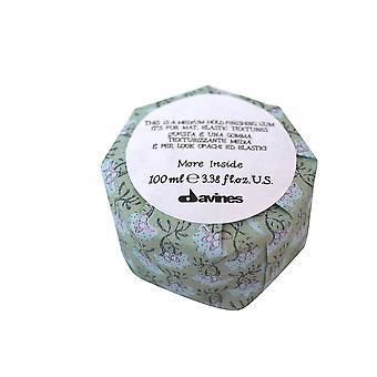 Davines Medium Hold Finishing Gum 100 ml 3.59 oz