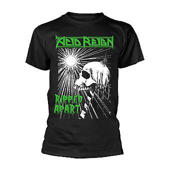 Acid Reign ripped Apart offiziellen T-Shirt T-Shirt Unisex
