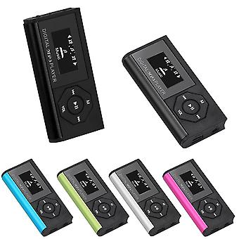 MP3 player with built-in flashlight-black