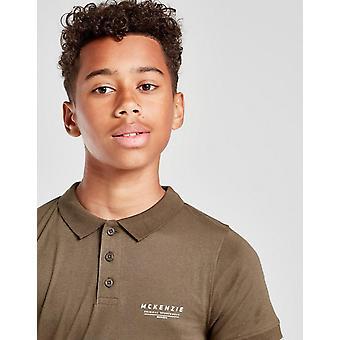 New McKenzie Boys' Essential Polo Shirt Green