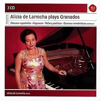 Granados / Larrocha - Alicia De Larrocha Plays Granados [CD] USA import
