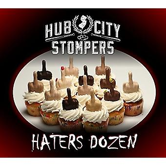 Hub City Stompers - Hater's Dusin [CD] USA import