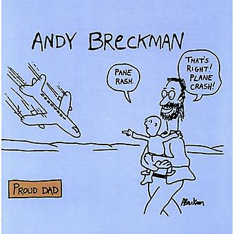 Andy Breckman - Proud Dad [CD] USA import