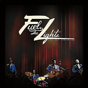 Devil Met Contention - Fuel the Lights [CD] USA import