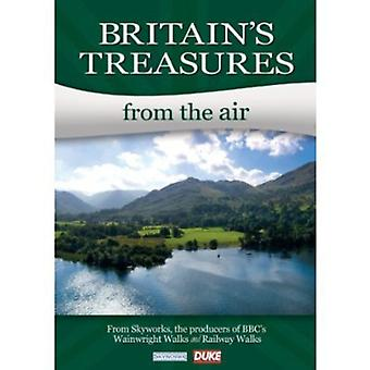Britain's Treasures From Air [DVD] USA import