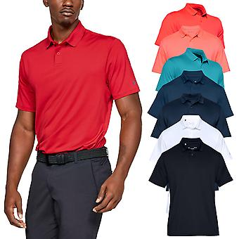 Alle Armour Mens 2020 vankka suoritus kyky 2,0 Golf Stretch wicking pikeepaita