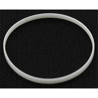 Watch glass made by w&cp for tag heuer replica glass gasket Ø30.00 x Ø28.84 x 1.00mm (hg1064)