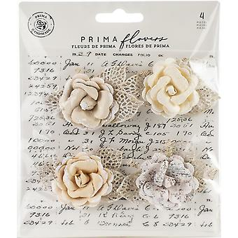 Prima Marketing Pretty Pale Flowers Sand Dunes