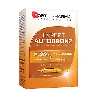 AutoBronz Expert 20 ampoules